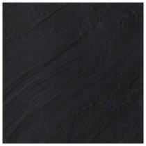 Carrelage Leonardo stone project ocean black, 120x120cm, le m2