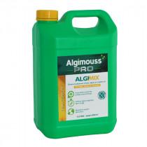 Traitement Concentré Toiture, Murs et Façades Algimix Pro, 5 litres
