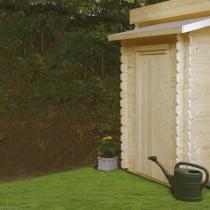 Armoire Simple pour Abris de Jardin Autoclave Solid 96 x 58 cm