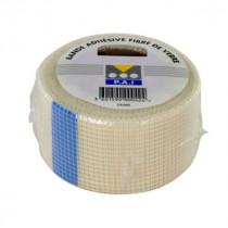 Bande à Joint Adhésive 100 mm x 50 m Fibre de Verre PAI pour Plaque de Plâtre