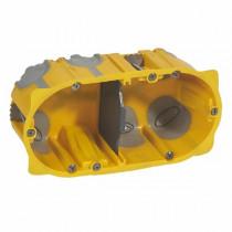 Boîte Multipostes Ecobatibox Legrand 2 Postes Profondeur 50mm 080032