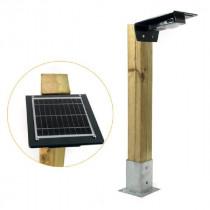 Borne Solaire Autonome pour Éclairage Extérieur Lagazel KENE 3000