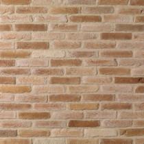 Brique de parement ton Havane, paquet de 0,5 m2