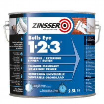 Primaire de Masquage Adhérent Isolant Bulls Eyes 123 Zinsser