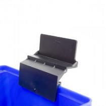 Butée d'ouverture Noir 70x80x30mm Engels pour Bac Tiroir VKB ASP.9
