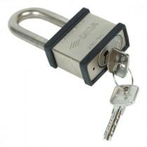 Cadenas Haute Sécurité Bricard Protection Anti-Chocs 56 mm 2547450