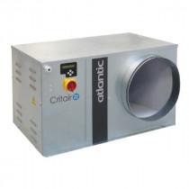 Caisson Extraction VMC Moteur EC Atlantic CRIT.EC 1000 SIL PCI 512392