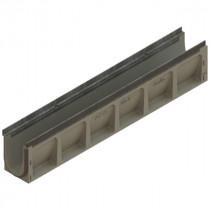 Caniveau ACO Multiline 100 Sealin, Beton Polymère, Avec pente