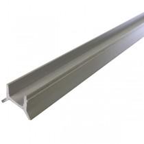 Casse goutte, profil PVC 1 m x 12 mm, par 100