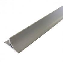 Liteau Arrondi PVC 20x27x35 mm pour Chanfrein, par 50 m