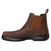 Boots de Sécurité S3 Bosseur Liberto Marron