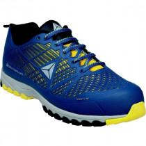 Chaussures de Sécurité DeltaPlus SPORT S1P SRC Bleu-Jaune