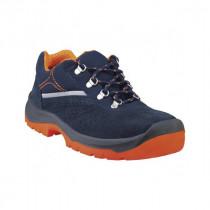 Chaussures de Sécurité DeltaPlus RIMINI4 S1P SRC Marine-Orange