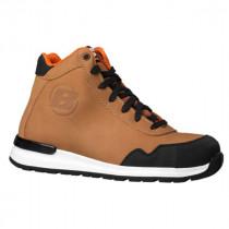 Chaussures de Sécurité S3 Hautes Bosseur Spido Camel