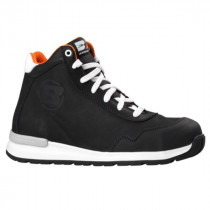 Chaussures de Sécurité S3 Hautes Bosseur Spido Noir