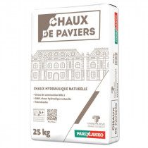 Chaux Hydraulique Chaux De Paviers ParexLanko CHDP25 25kg