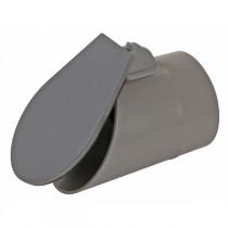 Clapet de nez PVC diamètre 200 Nicoll PIF200