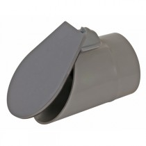Clapet de nez PVC diamètre 400 Nicoll PIF400