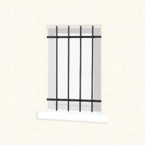 Grille de Défense pour Fenêtre Classique Eco, Dimensions au choix