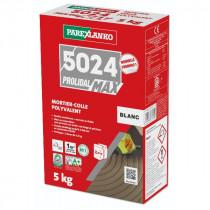 Colle Carrelage 5024 Prolimax Blanc Parexlanko 5 kg