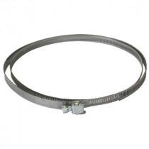 Collier de Serrage Inox 125 mm Unelvent Lot de 2 860097
