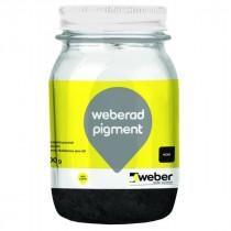 Colorant en Poudre Béton Weberad Pigment Vert 600g