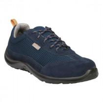 Chaussures de Sécurité DeltaPlus COMO Bleu Marine S1P SRC