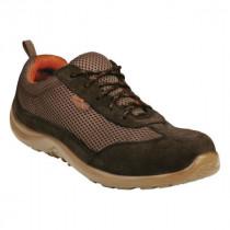 Chaussures de Sécurité DeltaPlus COMO Marron-Beige S1P SRC