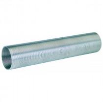 Conduit Semi-Rigide VMC Alu Diam 125mm - 3m Unelvent GA 125