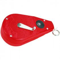 Cordeau Cordex Rouge 30 m Fil de 2,5 mm Tréssé Taliaplast