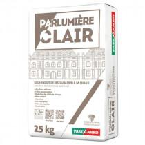 Corps d'enduit Parlumiere Clair Blanc ParexLanko PACL25 25 kg