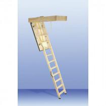 Escalier Trappe Bois Fritz Coupe-Feu 30 min 2,80 m