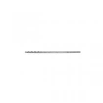 Crochet Maçonnerie Droit Galvanisé 4 x 250 mm, par 500