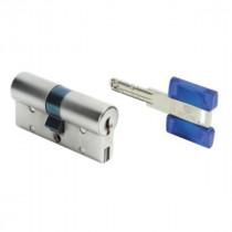 Cylindre de Serrure Bricard Chifral S2 Double Entrée 30x30mm 7530070