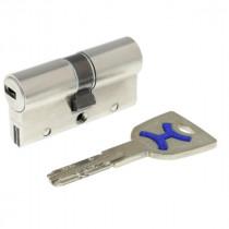 Cylindre de Serrure Bricard Dual XPS2 Double Entrée 30x30mm 15530070