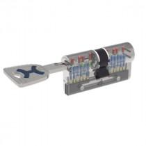 Cylindre de Serrure Bricard Dual XPS2 Double Entrée 30x40mm 15530120