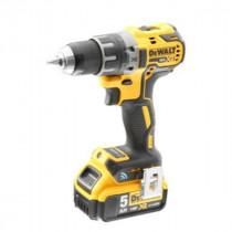 Perceuse Visseuse Dewalt XR Brushless ToolConnect 18V 5Ah, DCD792P2B