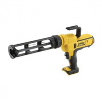 Pistolet à Mastic Dewalt XR 300-310ml 18V Sans Batterie, DCE560N