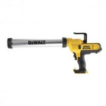 Pistolet à Mastic Dewalt XR 300-600ml 18V Sans Batterie, DCE580N