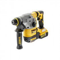 Marteau Perforateur SDS-Plus 2.8 Joules Dewalt XR 18V 5Ah, DCH283P2