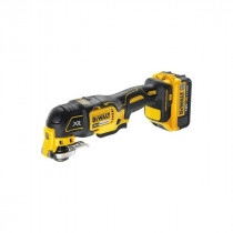 Kit Multi-cutters Sans Fil Dewalt XR Brushless 18V 2Ah, DCS355D2