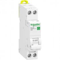 Disjoncteur Schneider Electric XP 1P+N 16A Courbe C R9PFC616