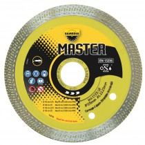 Disque Diamant Carrelage Master Uf Samedia ⌀ 125mm x 22,23mm