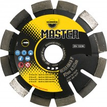 Disque Diamant Déjointoyage Master ABR 2P Samedia ⌀ 125mm x 22,23mm
