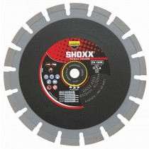 Disque Diamant Asphalte Shoxx As13 Samedia ⌀ 350mm x 20mm