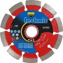Disque Diam Déjointoyage Brique Technic J1P Samedia ⌀125mmx22,23mm