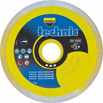 Disque Diamant Carrelage Technic JC Samedia ⌀ 125mm x 22,23mm