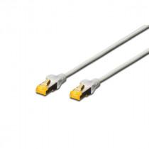 Câble de Brassage Assmann Electronic Cat 6A S/FTP 50cm DK-1644-A-005