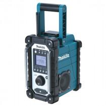 Radio de Chantier Makita 7,2 à 18*V Li-Ion Compatible 12V CXT DMR107