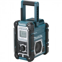 Radio de Chantier Bluetooth Makita 7,2 à 18V Li-Ion DMR108